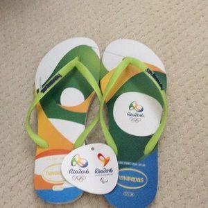 Havaianas Rio 2016 Olympic Flip Flops